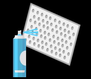spray&filter